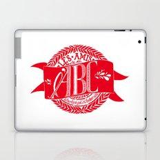 ABC Society Laptop & iPad Skin