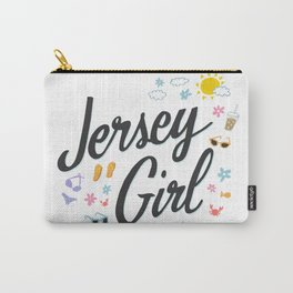 Jersey Girl Carry-All Pouch