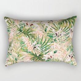 Tropical jungle II Rectangular Pillow