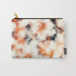 Multicolored Abstract Print Carry-All Pouch