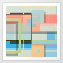 J Series 226 Art Print