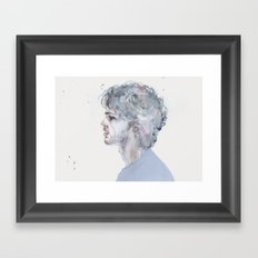 my musician Framed Art Print