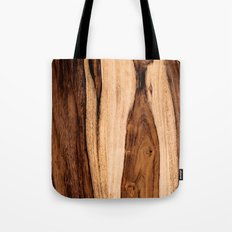 Sheesham Wood Grain Texture, Close Up Tote Bag