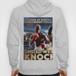 Legends of Boxing Knockout Tour Hoody