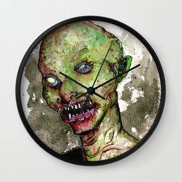 Minor Orc Wall Clock