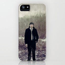 The dead weather. iPhone Case