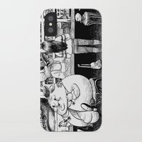 cheese iPhone & iPod Cases featuring Cheese. by Samuel Guerrero