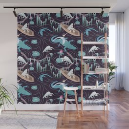 Wicked Waters Wall Mural