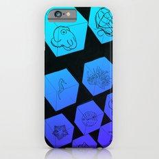 Sea Creature Cubes iPhone 6s Slim Case