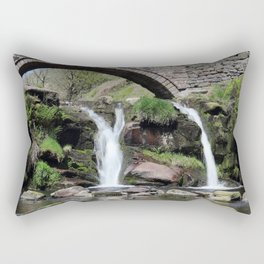 Three Shires Head Waterfall Rectangular Pillow
