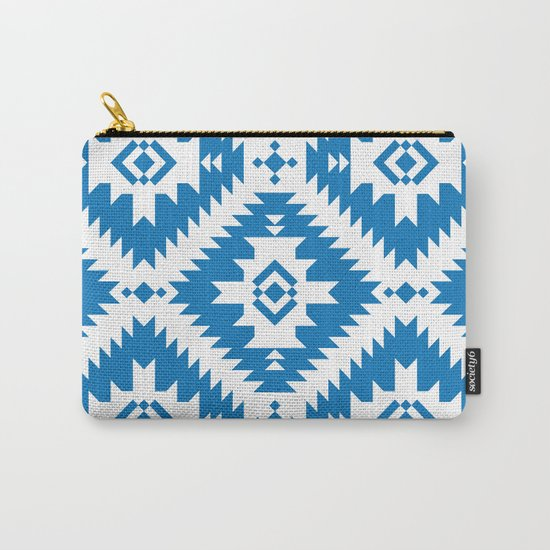 NavNa Blue Carry-All Pouch