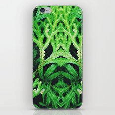 50 Shades of Green (4) iPhone & iPod Skin
