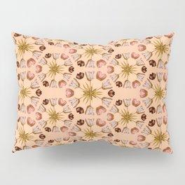Tulip Pinwheels Photographic Pattern #1 Pillow Sham