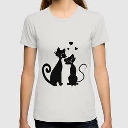 Cat Love (Lights) T-shirt