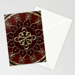 Golden Treasure of Nemo Stationery Cards
