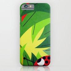 Flowers - Paint Slim Case iPhone 6s