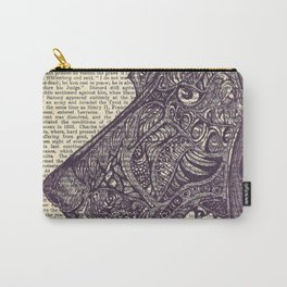Catahoula Doodle Carry-All Pouch