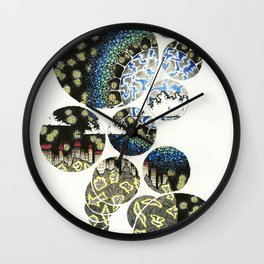 FOCUS 1 Wall Clock