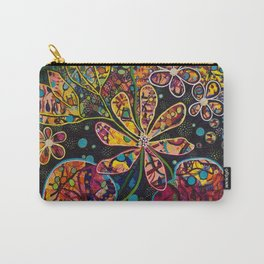 Divine Garden Carry-All Pouch