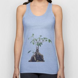Dorothy #plant #botanical #nature Unisex Tank Top
