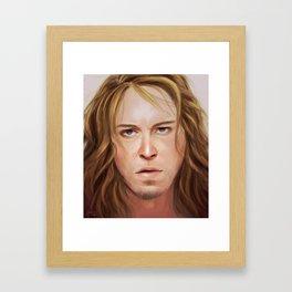 Matt Jason Framed Art Print