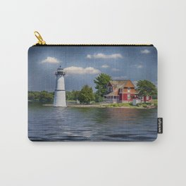 Rock Island Light - Clayton, NY Carry-All Pouch