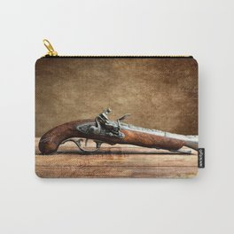 vintage pistol Carry-All Pouch
