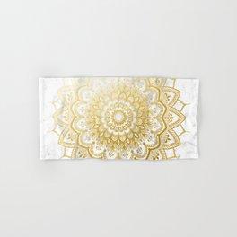 Pleasure Gold Hand & Bath Towel