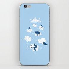 Puzzle Ice  iPhone & iPod Skin