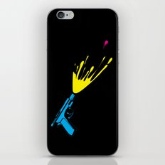 CMYKill iPhone & iPod Skin