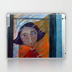 TRAS LA VENTANA Laptop & iPad Skin