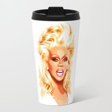 RuPaul - Supermodel - Pop Art Travel Mug
