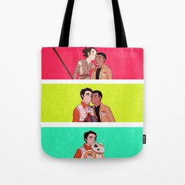 Pass the Smooch Tote Bag