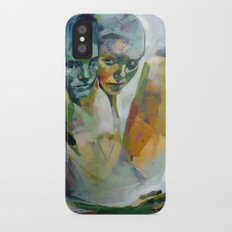 Out of Body iPhone X Slim Case