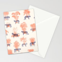 Where they Belong - Tigers Stationery Cards