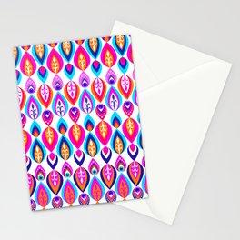 Pierrot II/Happy Memoir Pattern Stationery Cards
