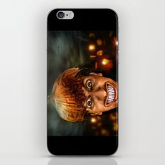 Hello Halloween ! iPhone & iPod Skin