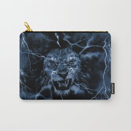 LIGHTNING GOD Carry-All Pouch