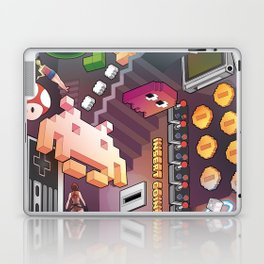 Lost in videogames Laptop & iPad Skin