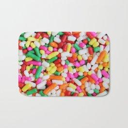 Candy Topping Bath Mat