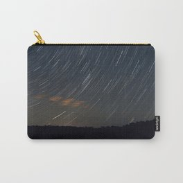 Starry Lined Carry-All Pouch