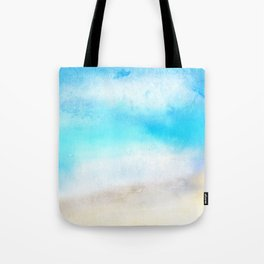 Tropical Sea #2 Tote Bag