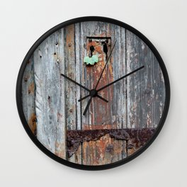 Another rusty Wall Clock