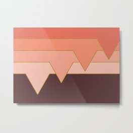 Pink Clouds #society6 #decor #buyart Metal Print