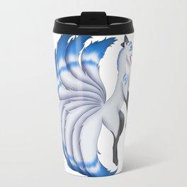 Edan the Kitsune Travel Mug