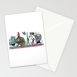 Trollhunters Parade Stationery Cards