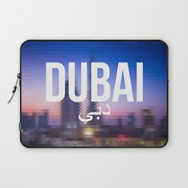 Dubai - Cityscape Laptop Sleeve