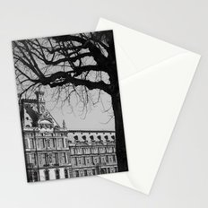 Louvre View Stationery Cards