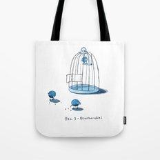 Blueberrdies Tote Bag