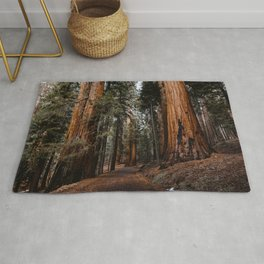 Walking Sequoia 2 Rug
